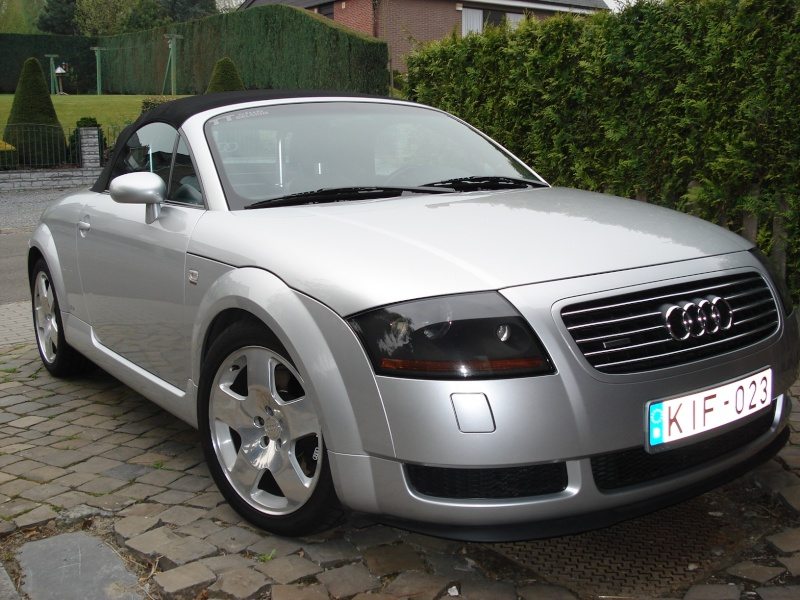 optique audi tt mk1 id e d 39 image de voiture. Black Bedroom Furniture Sets. Home Design Ideas