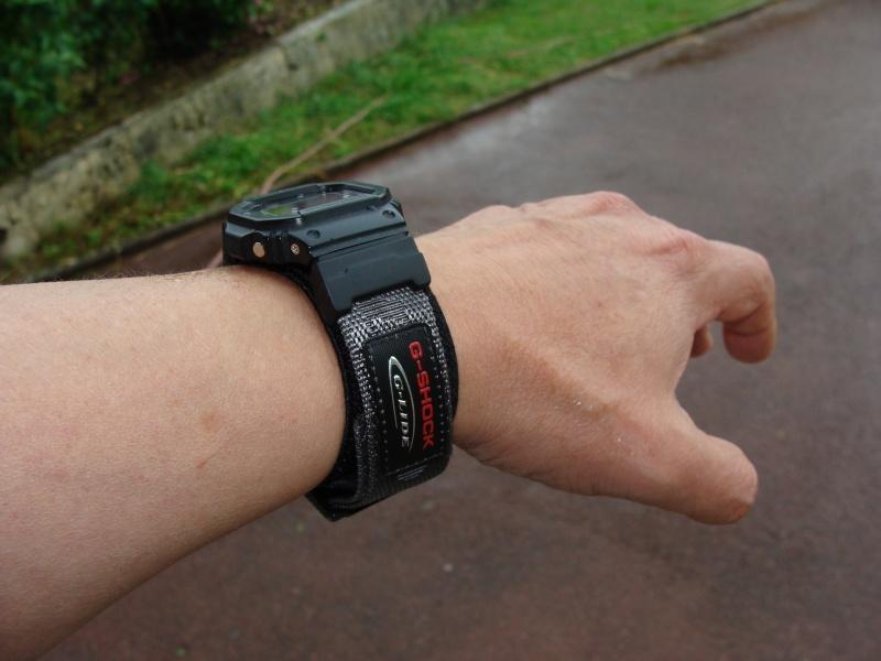 bracelet montre casio protrek  WLSbm