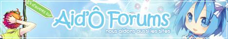 Aid'Ô forums - Services d'aide à la création de forums.