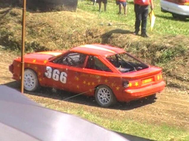 Patrick Vigourt-Aldersbach GP Stock-Car (Allemagne)