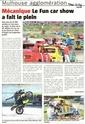 Article de presse - Illzach 2008