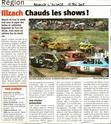Article de presse- Illzach 2008
