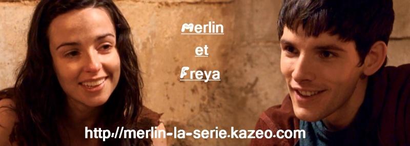 Merlin et Freya