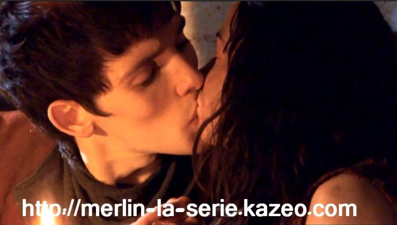 Freya et Merlin