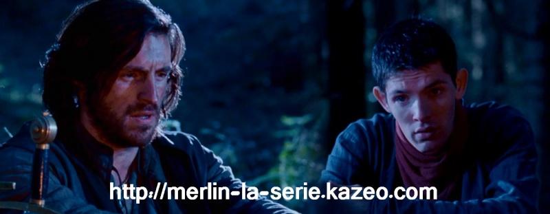 Merlin et Gauvain