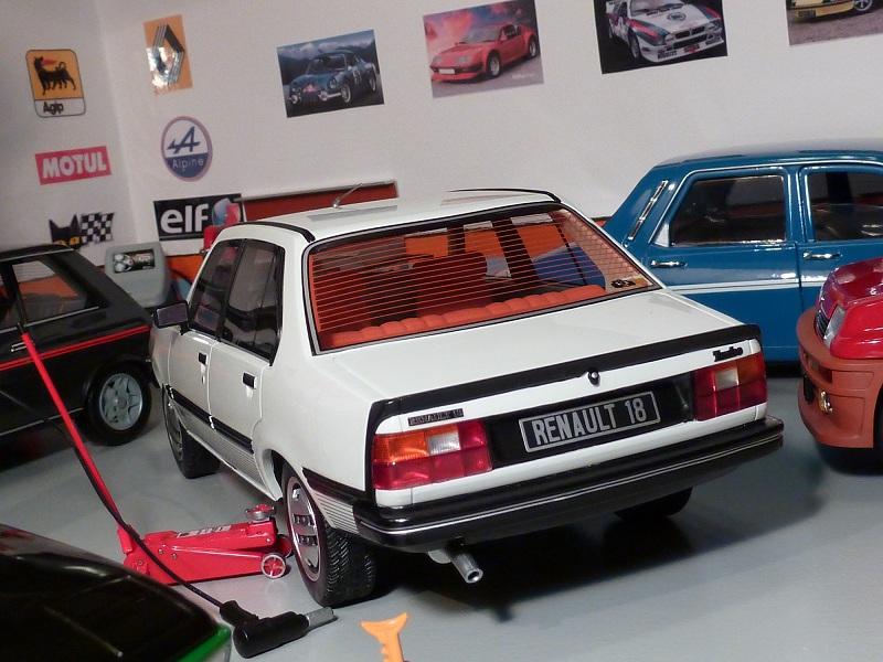 LesPtitesRenault.fr • Afficher le sujet - Renault 18 turbo Ph1 ...