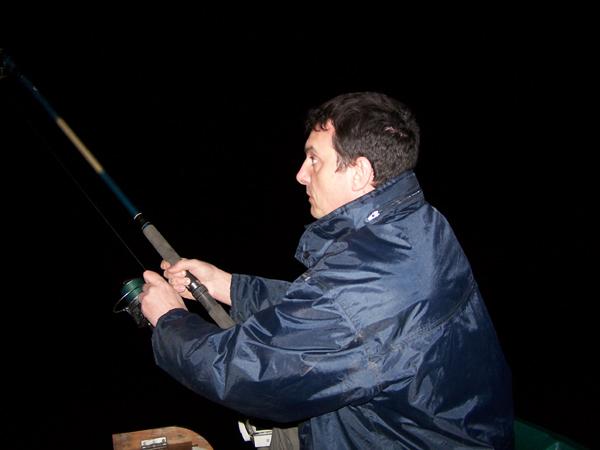 Le fourneau à gaz pour la pêche le trappeur