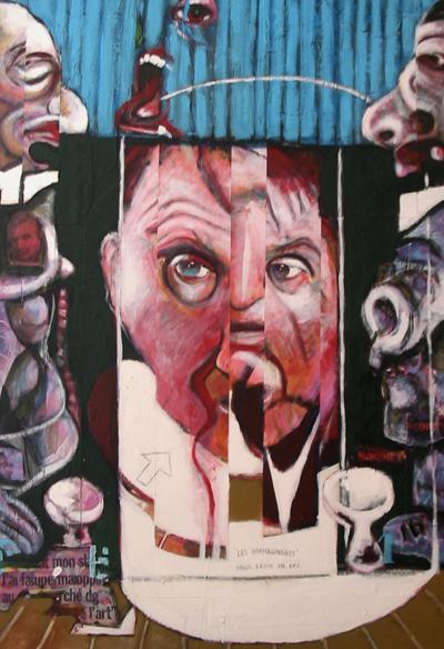 francis bacon, art maniac le blog de bmc,Bmc,art,peinture,art-maniac,bmc,,culture,le peintre bmc,