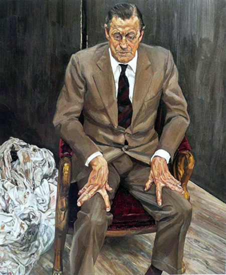 bmc,lucian freud,art maniac,francis bacon,