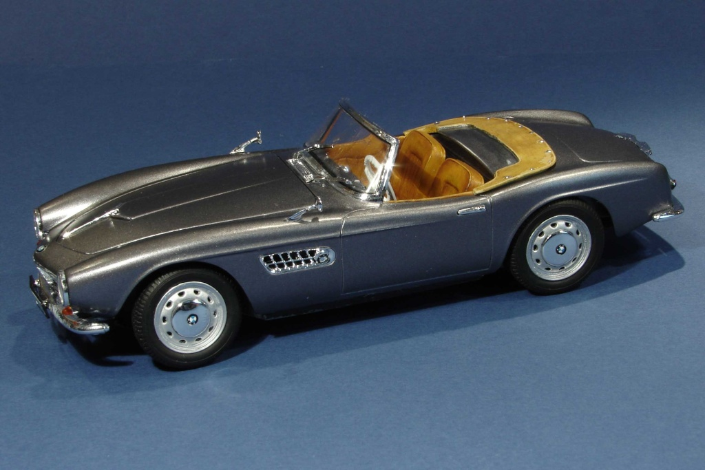 bmw 507 revell 1 24. Black Bedroom Furniture Sets. Home Design Ideas