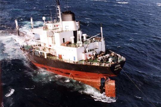 Les Plus Grandes Catastrophes Maritimes