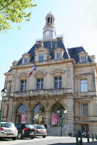 photo mairie de frontignan