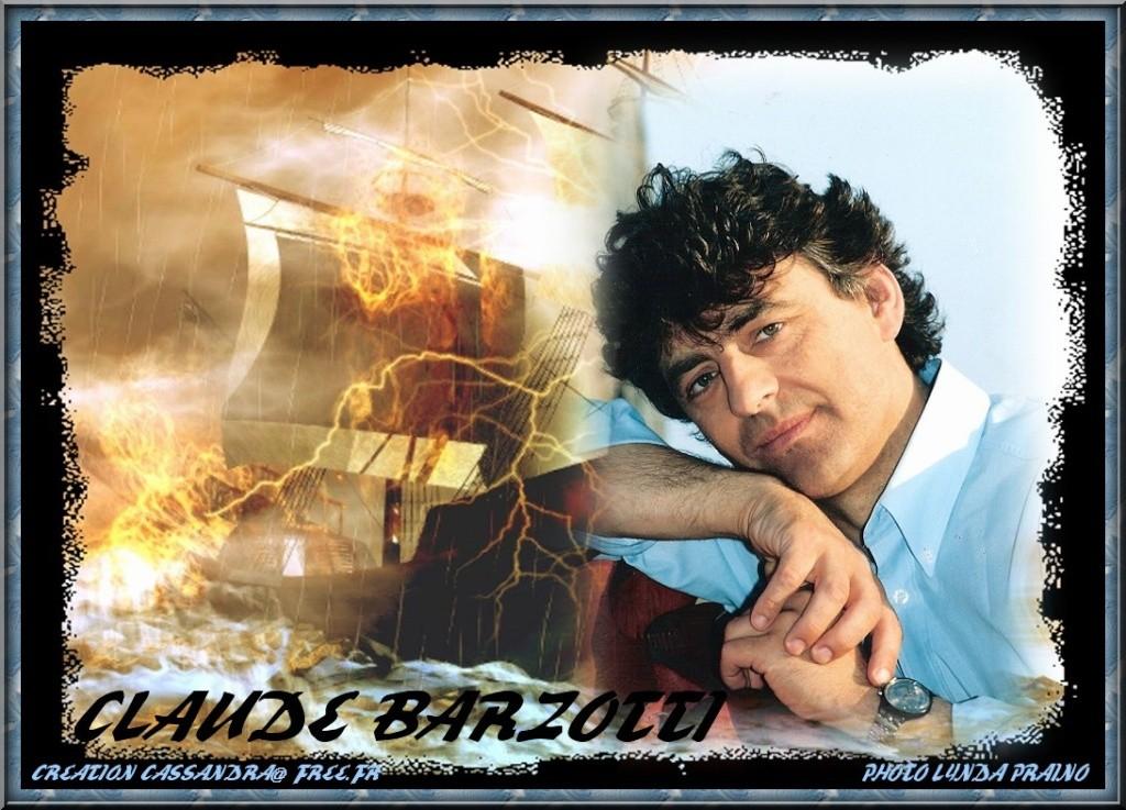 Claude Barzotti, le chanteur et poète au grand coeur