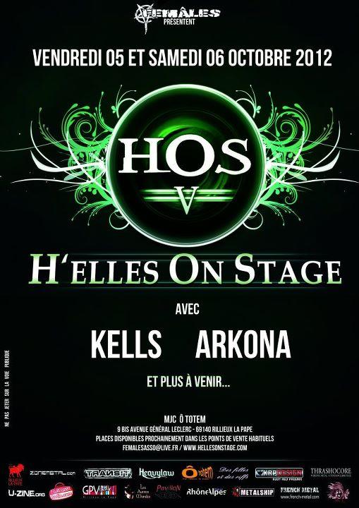Kells, Arkona, Aperion...