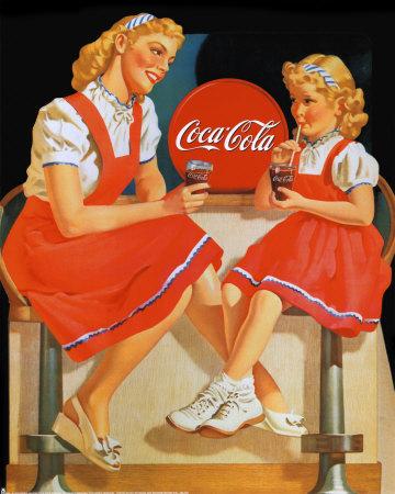 la marque coca cola les plus belles images d 39 antan. Black Bedroom Furniture Sets. Home Design Ideas