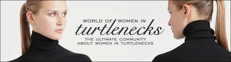 World of Women in Turtlenecks