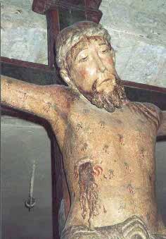 Christ Roman de Salles la Source