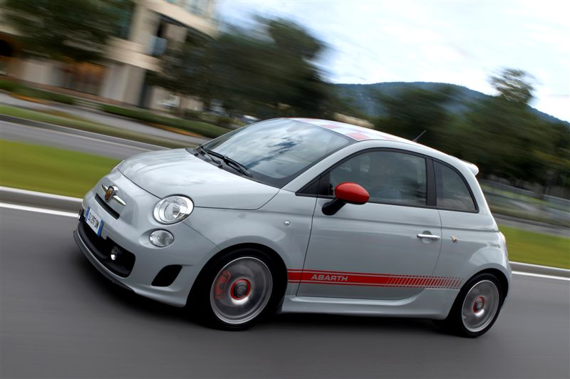 La Nouvelle Fiat 500 2007 Topic Officiel Page
