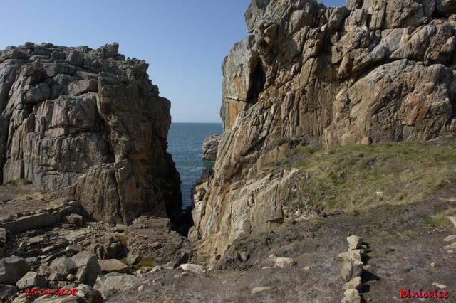 Le site du gouffre à Plougrescant. suite...... dans Bretagne 640_pl15