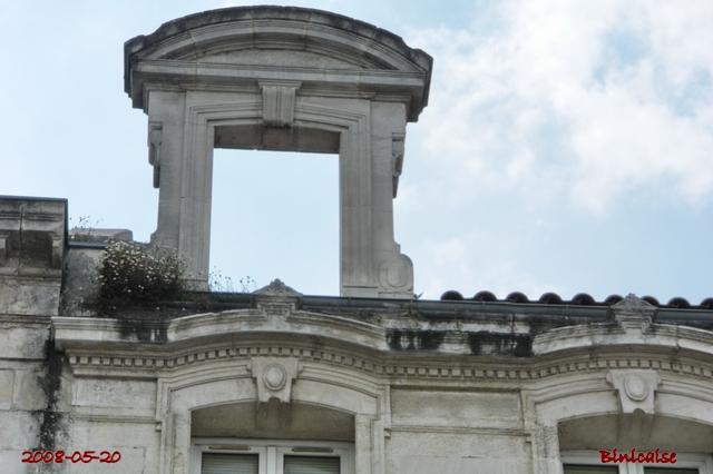 Belles façades Rochefortaises 04.  dans Autour de Rochefort facade22