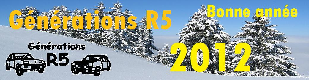 Générations R5