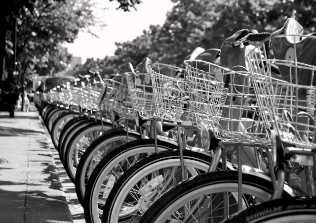 Photo de Dany Photo, 1ère du concours photo Le vélo de Juillet 2012 de Clic-Clac