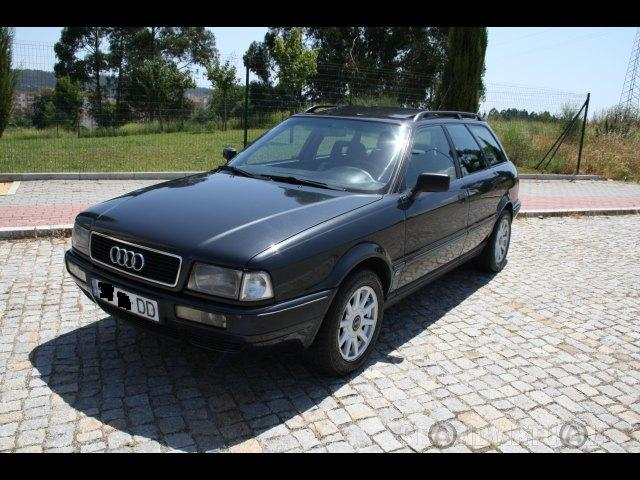 audi 80 avant 1 9 tdi. Black Bedroom Furniture Sets. Home Design Ideas