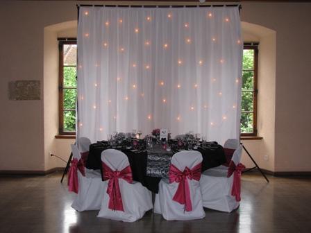 Rideau Lumineux Led Mariage Idées Dimages à La Maison