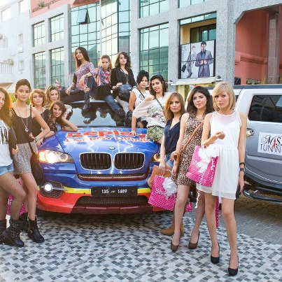 miss tuning tunisia 2012