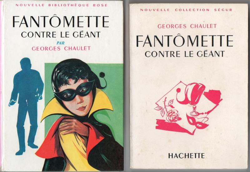 Georges Chaulet - Fantômette - 03 - Fantomette contre le Geant