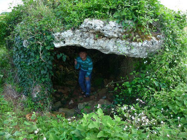 Dolmen d'Andillé