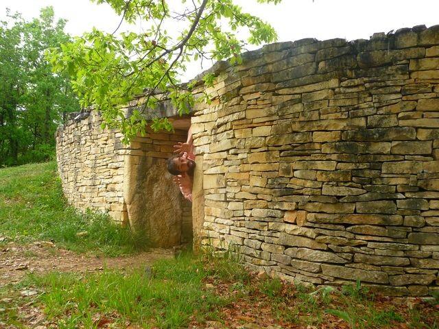 Tumulus Maine de Boixe Vervant