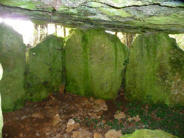 Dolmen Laverré Aslonnes