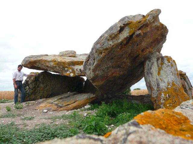 Dolmen de Ligré