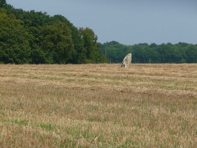 Menhir Nouzilly