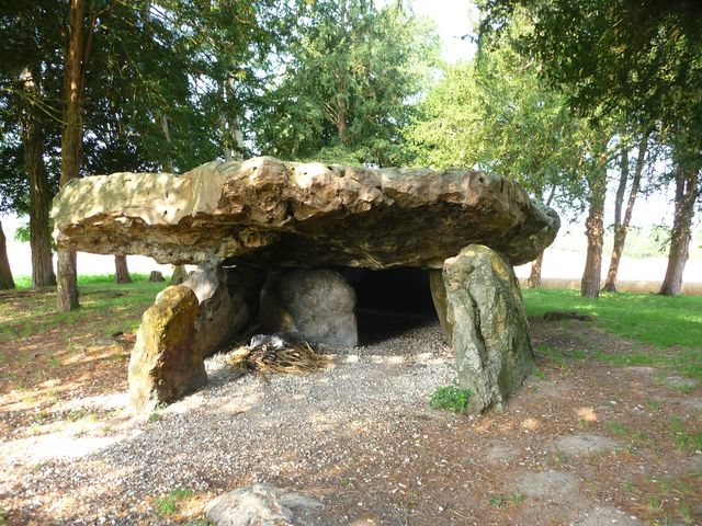 Dolmen Saint Antoine du Rocher