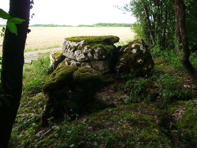 Dolmen St Ciers Bonnieures