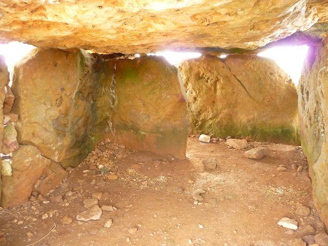 Dolmens de Taizé