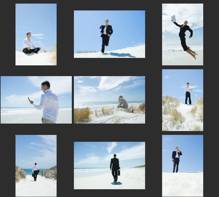 iş hayatı ve plaj konulu fotograflar-yüksek çözünürlük