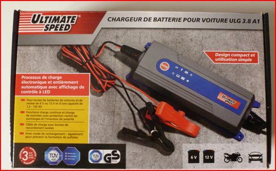 chargeur batterie auto lidl