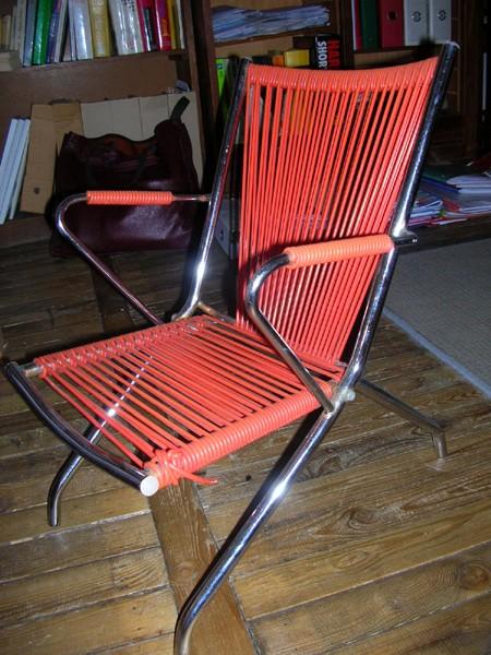 une chaise pliante pour enfant. Black Bedroom Furniture Sets. Home Design Ideas