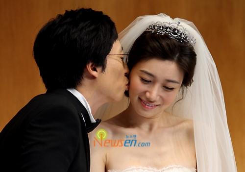 Kim suk hoon wedding
