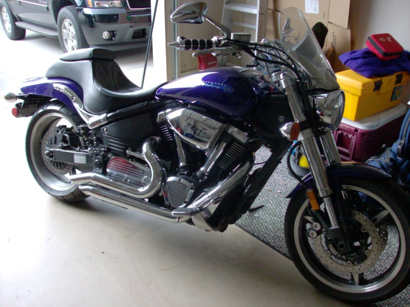 Corbin Rumble Seat Yamaha Warrior