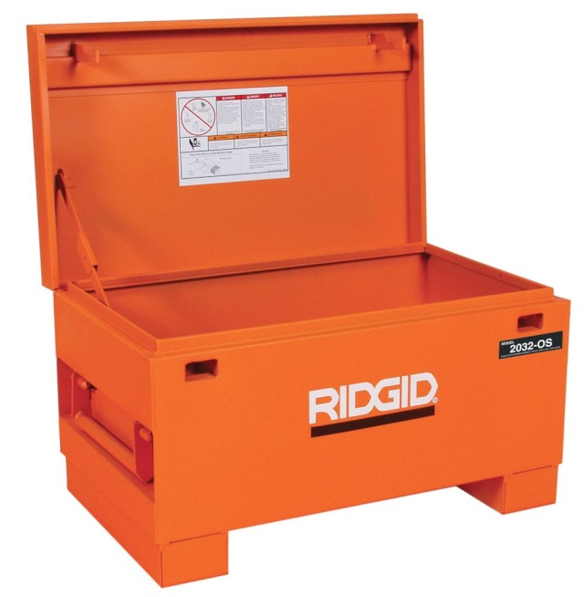 Jun 15, · With Rapid pass-thru cord access, permanently retained locks, a Flexi-shelf, and durable finish, the RIDGID Storage Chest is a Pro essential. It offers superior weather resistance, security, and.