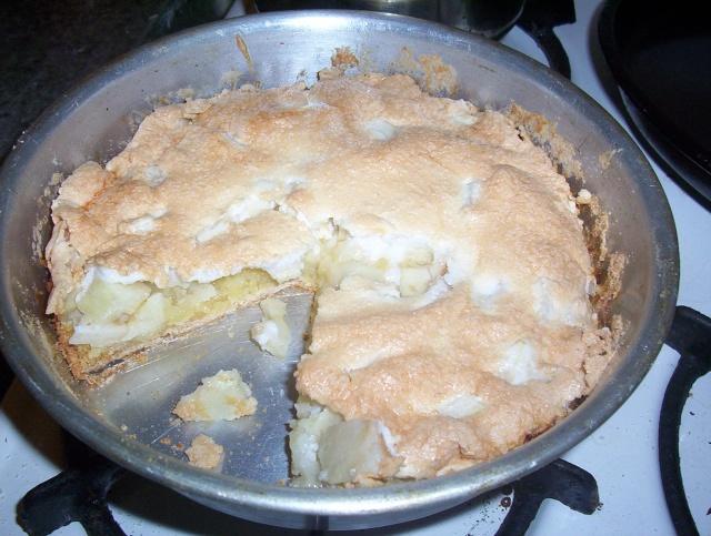 Tarta con manzana - Facil y económica