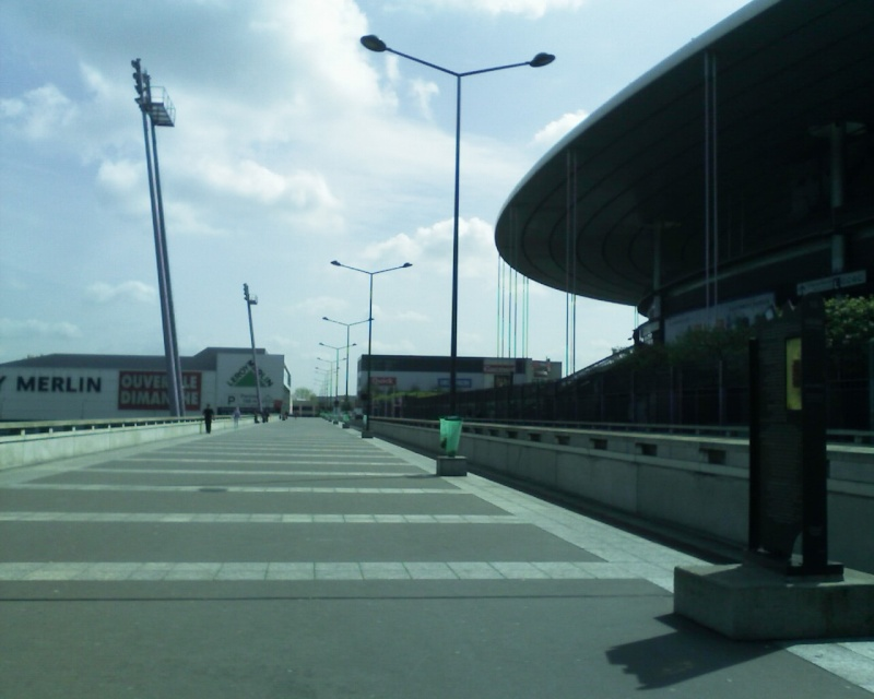 Quelques photos du stade de france page 8 for Porte x stade de france