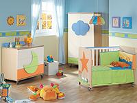 Decoracion de cuartos de bebe varon for Cuarto de bebe varon