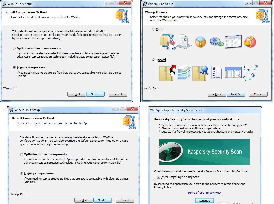 Download WinZip 15 Latest Version Full برنامج ضغط الملفات الشهير وين زايب