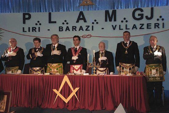 lozha masonike shqiptare merre njohje ndërkombëtare