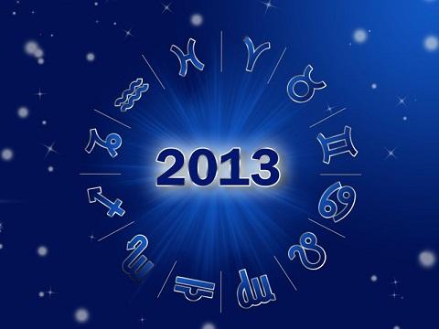 Horoskopi 2013. Vit i veshtire, permbysje regjimesh, ringjallje shpresash